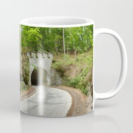 Tiny Tunnel Coffee Mug