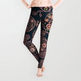 Skull pattern Leggings