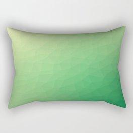 Green flakes. Copos verdes. Flocons verts. Grüne Flocken. Зеленые хлопья. Rectangular Pillow