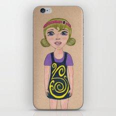 Georgie iPhone & iPod Skin