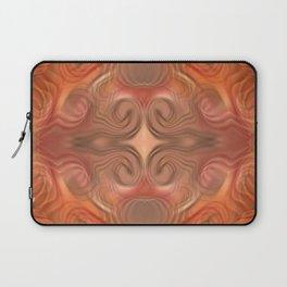 Fractal-Flames Laptop Sleeve