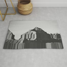 ms mountains Rug