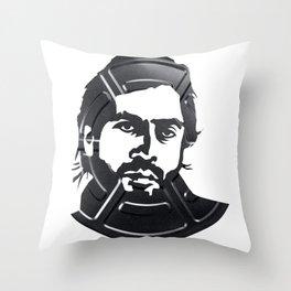 Javier Bardem Throw Pillow