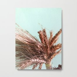 wheat #society6 #decor #buyart #artprint Metal Print