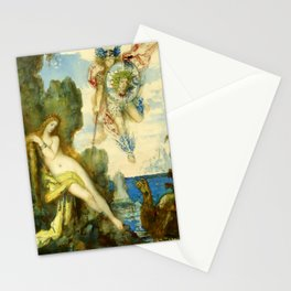 "Gustave Moreau ""Perseus And Andromeda"" Stationery Cards"