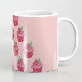 A Christmas Tree of Cupcakes Coffee Mug