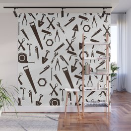 woodworker Wall Mural