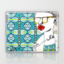 The Business of Branding Beauty Collection II Laptop & iPad Skin