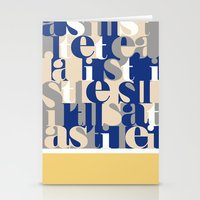 military Stationery Cards featuring Military by antonio&marko