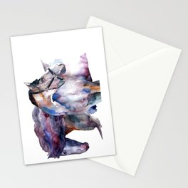 Horses #1 Stationery Cards