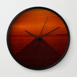 Shoreline Dream Wall Clock