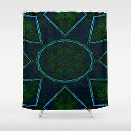 Lost Trip Shower Curtain