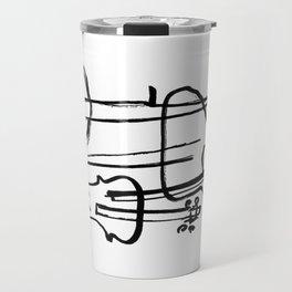 Instrumesh Travel Mug