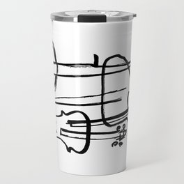 Instrumesh Travel Mug