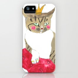 Catnip Powertrip iPhone Case