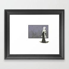Passionate Women 2 Stars Framed Art Print