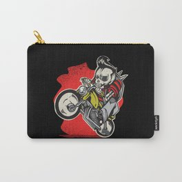 Drive To Death And Beyond Carry-All Pouch