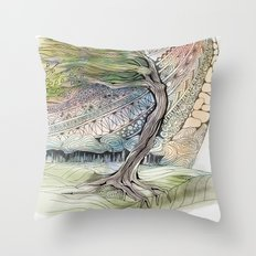 Daphne Throw Pillow
