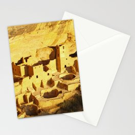 Cliff Palace at Mesa Verde Stationery Cards
