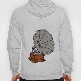 Grammophone Hoody