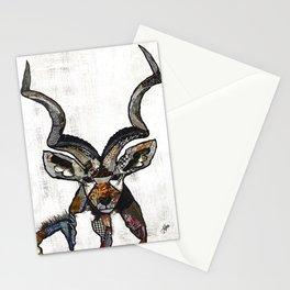 Serengeti Wildlife Stationery Cards