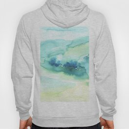 Abstract Landscape Hoody