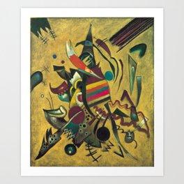 Wassily Kandinsky - Points Art Print