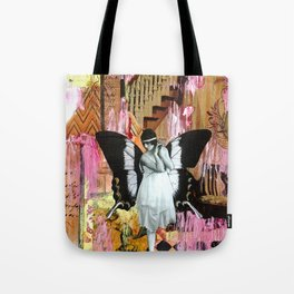 Something in What Feels Like Forever Tote Bag