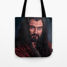 King Under The Mountain Tote Bag