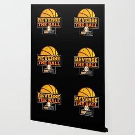 Reverse the Ball Hoop Coach Basketball Wallpaper