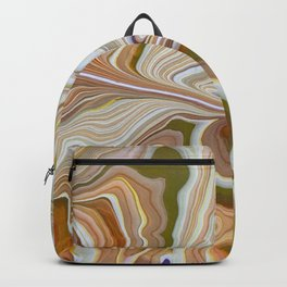 Melted Creamsicle Backpack