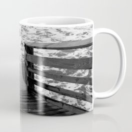 Step into the Sea Coffee Mug