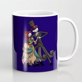 Skellington Ragdoll Waltz Coffee Mug