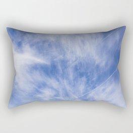 San Diego Sky Rectangular Pillow