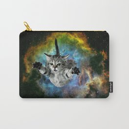 Galaxy Cat Universe Kitten Launch                                                 Carry-All Pouch