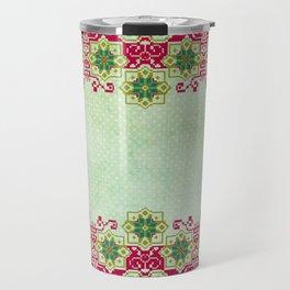 Pixel Spice Travel Mug