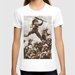 Men of the Black Watch WWII T-shirt