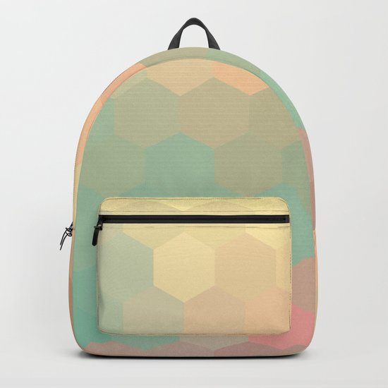 PEACH AND MINT HONEY Backpack