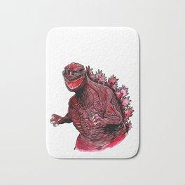 Shin Godzilla Bath Mat