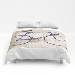 The Gios Track Bike Comforters