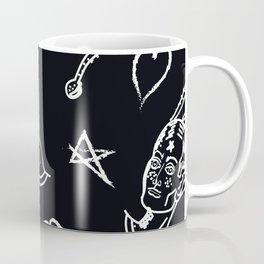 Cosmic boy pattern 2 Coffee Mug
