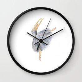 Giselle Ballerina Wall Clock