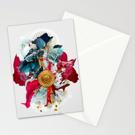 Carpe mortem Stationery Cards