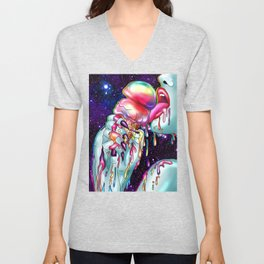 Sweet Galactic Temptation Unisex V-Neck