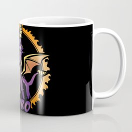 Mischievous Dragon Coffee Mug