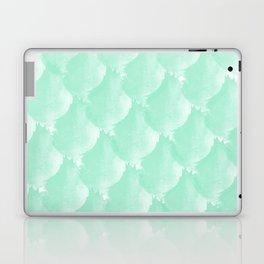 Mint Scallop Laptop & iPad Skin