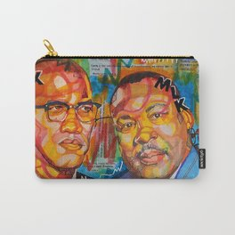 Malcolm X King Carry-All Pouch