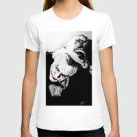 superheros T-shirts featuring Man Behind The Mask by KODYMASON