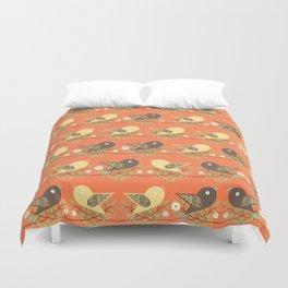 Birds pattern Duvet Cover