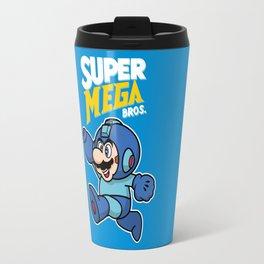 Super Mega Bros Travel Mug